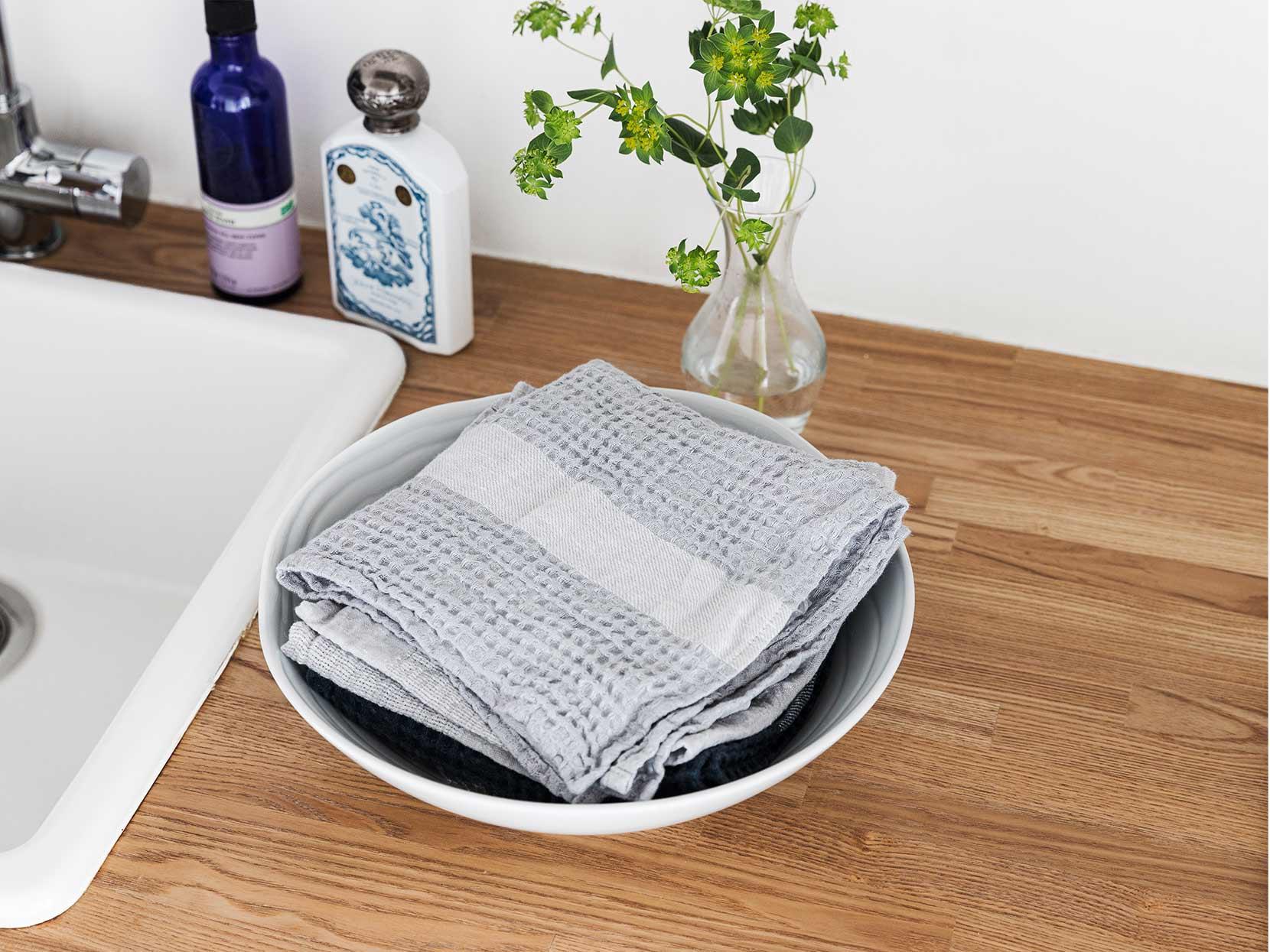 洗面所の整理整頓アイデア